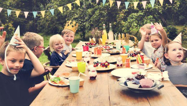 Den bedste børnefødselsdag
