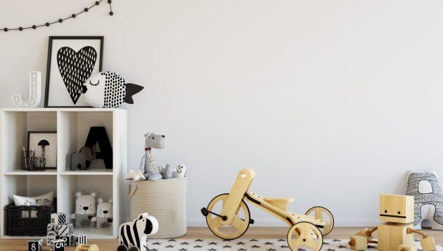 Sådan indretter du et funktionelt og hyggeligt børneværelse