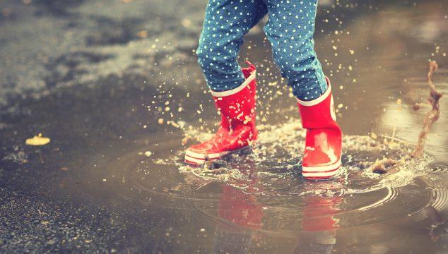 Fodtøj til børn er det vigtigste outfit