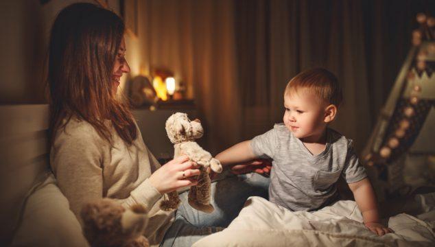 Sådan giver du dit barn en god nattesøvn