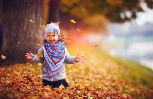 5 sjove efterårsaktiviteter for børn